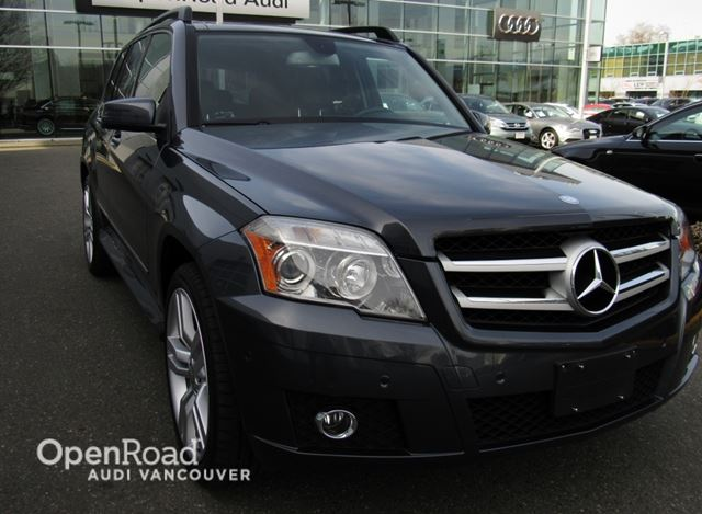 2010 mercedes benz glk class glk350 vancouver british for 2010 mercedes benz glk350 for sale