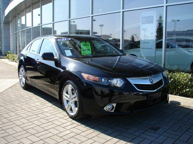 2011 acura tsx v6 technology package north vancouver british columbia used car for sale 2061850. Black Bedroom Furniture Sets. Home Design Ideas