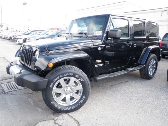 2015 jeep wrangler unlimited sahara vaughan ontario new car for. Cars Review. Best American Auto & Cars Review