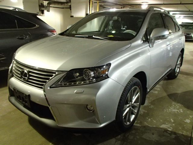 2015 lexus rx 350 mississauga ontario new car for sale 2062812. Black Bedroom Furniture Sets. Home Design Ideas