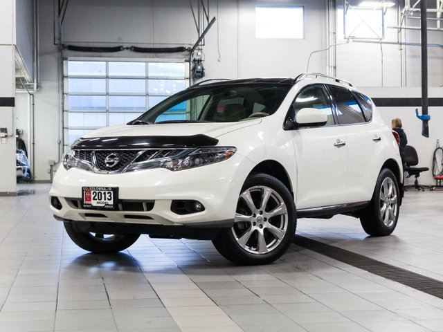 2013 nissan murano 3 5 le platinum white kelowna. Black Bedroom Furniture Sets. Home Design Ideas
