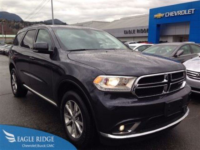 2014 dodge durango limited coquitlam british columbia used car for. Cars Review. Best American Auto & Cars Review