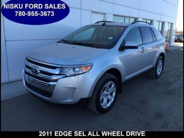 2011 ford edge sel awd navigation and more leduc. Black Bedroom Furniture Sets. Home Design Ideas