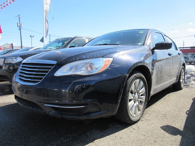 2012 chrysler 200 lx markham ontario used car for sale. Black Bedroom Furniture Sets. Home Design Ideas