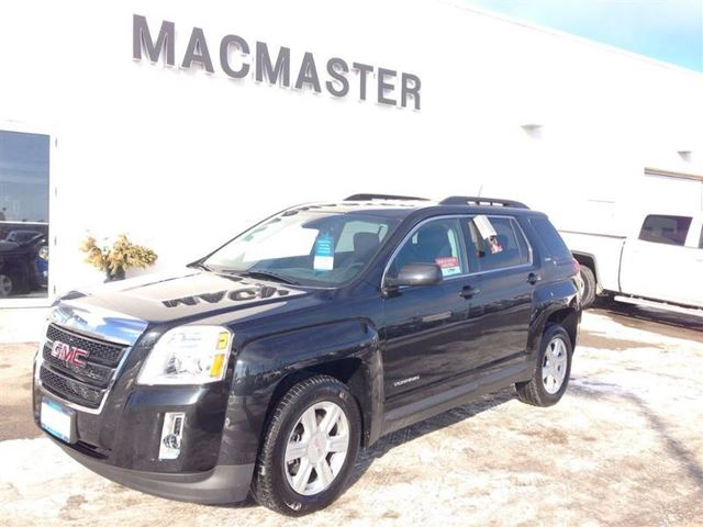 2014 gmc terrain sle 2 black macmaster pontiac buick gmc 2007 inc. Black Bedroom Furniture Sets. Home Design Ideas