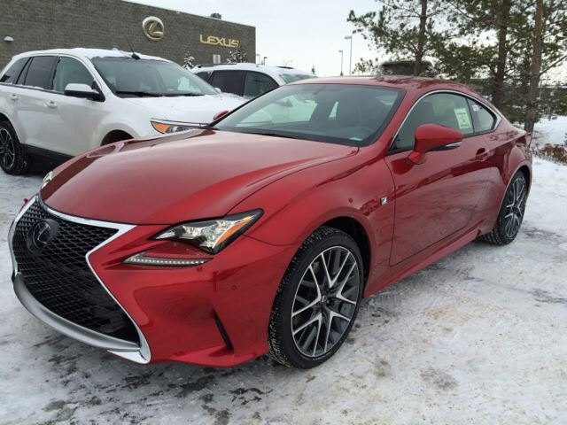 2015 lexus rc 350 edmonton alberta used car for sale 2063940. Black Bedroom Furniture Sets. Home Design Ideas