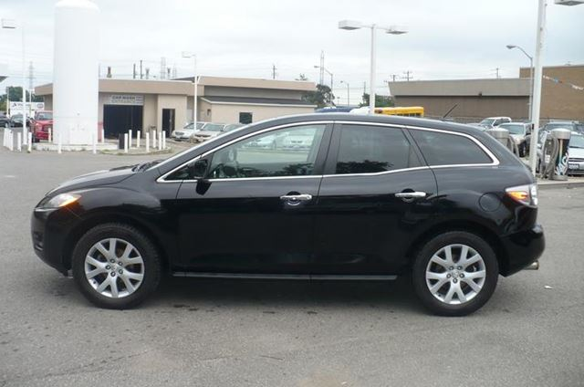2007 mazda cx 7 gt black for 7998 in toronto. Black Bedroom Furniture Sets. Home Design Ideas
