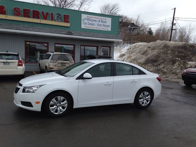 2013 chevrolet cruze lt turbo new glasgow nova scotia used car for sale 2066345. Black Bedroom Furniture Sets. Home Design Ideas