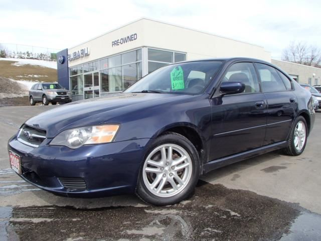 2005 subaru legacy kitchener ontario used car for sale. Black Bedroom Furniture Sets. Home Design Ideas