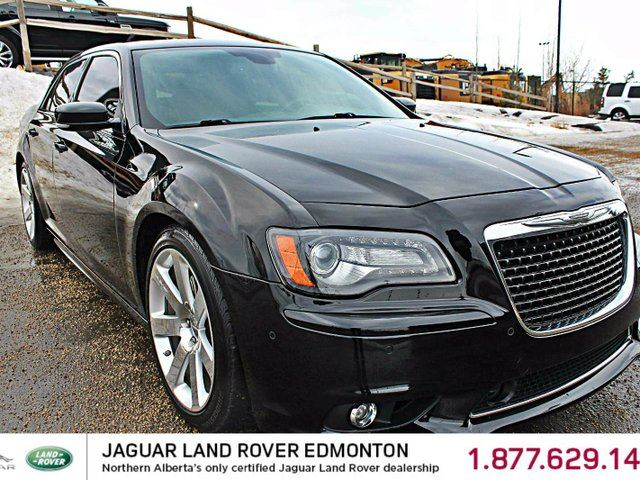2012 chrysler 300 srt8 edmonton alberta used car for. Black Bedroom Furniture Sets. Home Design Ideas