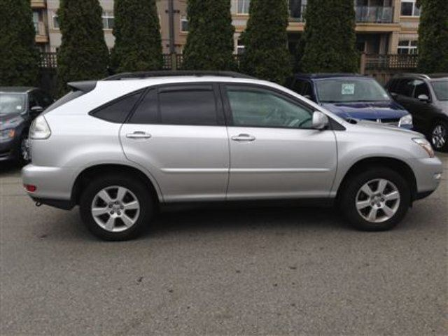 2009 lexus rx 350 base surrey british columbia used car. Black Bedroom Furniture Sets. Home Design Ideas