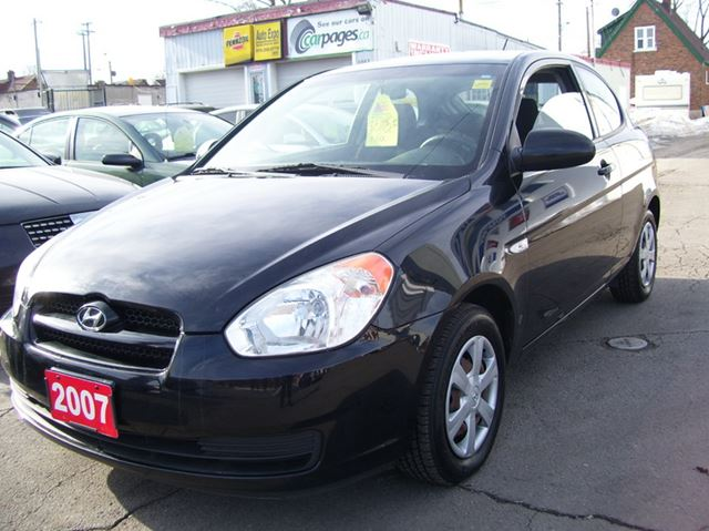 2007 hyundai accent gs kitchener ontario used car for. Black Bedroom Furniture Sets. Home Design Ideas