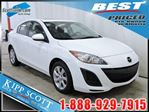 2011 Mazda MAZDA3 GS SUNROOF, HEATED LEATHER in Red Deer, Alberta