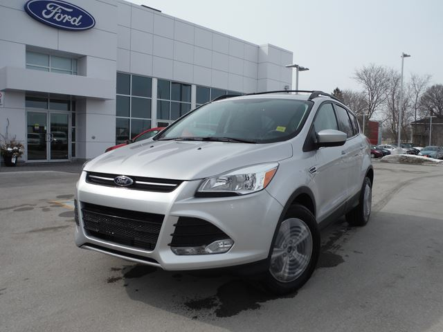 2015 ford escape se orillia ontario new car for sale 2070070. Black Bedroom Furniture Sets. Home Design Ideas