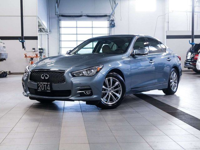 2014 infiniti q50 awd deluxe touring tech kelowna british columbia used car for sale 2070200. Black Bedroom Furniture Sets. Home Design Ideas