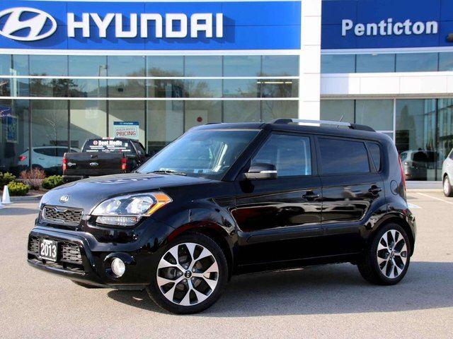 2013 kia soul 4u auto kelowna british columbia used car. Black Bedroom Furniture Sets. Home Design Ideas