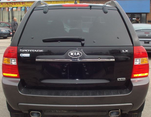 2007 kia sportage lx scarborough ontario used car for. Black Bedroom Furniture Sets. Home Design Ideas