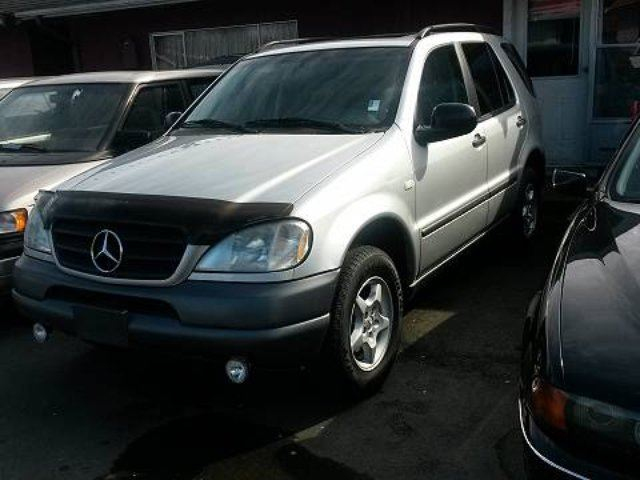 1999 MERCEDES-BENZ M-CLASS ML320 in Koksilah, British Columbia