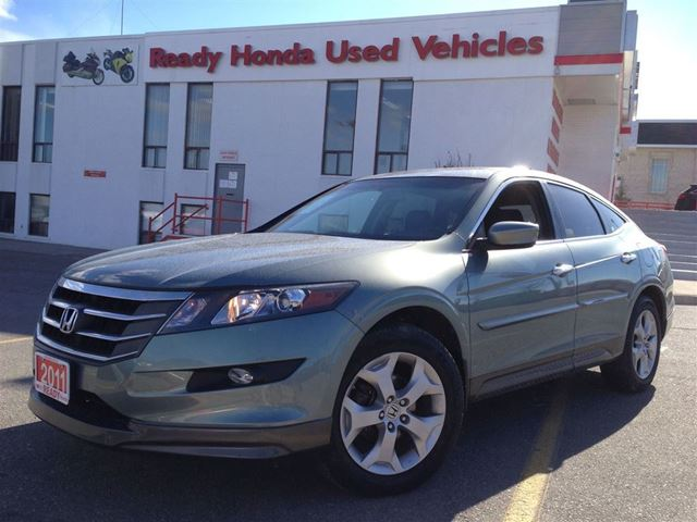 2011 honda accord crosstour ex l w navi mississauga for Used honda crosstour for sale