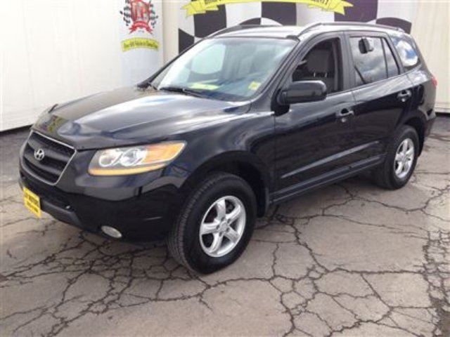 2009 hyundai santa fe gl burlington ontario used car. Black Bedroom Furniture Sets. Home Design Ideas
