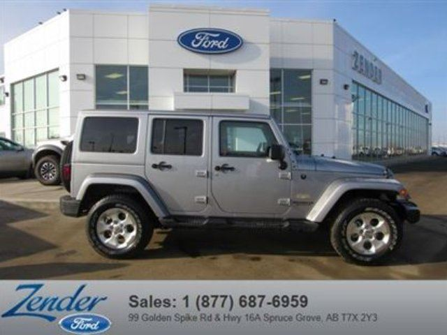 2014 jeep wrangler unlimited unlimited sahara spruce grove alberta. Cars Review. Best American Auto & Cars Review