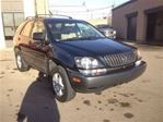 1999 Lexus RX 300 AWD, Leather, Alloys in Calgary, Alberta