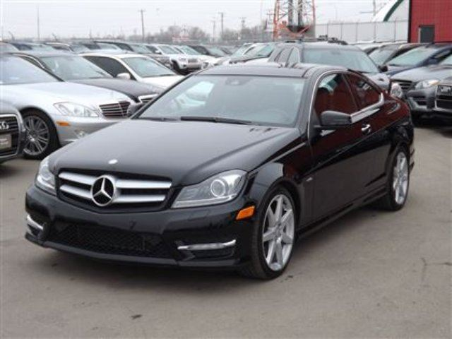 2012 mercedes benz c class c350 4 matic 2dr coupe amg for 2012 mercedes benz c350 price