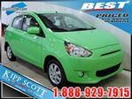 2014 Mitsubishi Mirage DE FWD; Cruise, Auto A/C, Heated Seats in Red Deer, Alberta