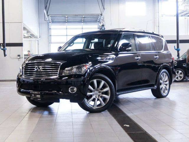 2012 infiniti qx56 technology package kelowna british. Black Bedroom Furniture Sets. Home Design Ideas