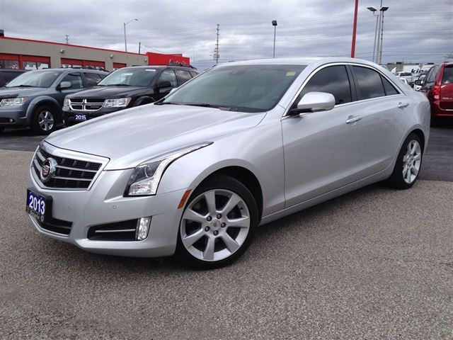 2013 cadillac ats 3 6l performance awd nav sunroof mississauga ontario used car for. Black Bedroom Furniture Sets. Home Design Ideas