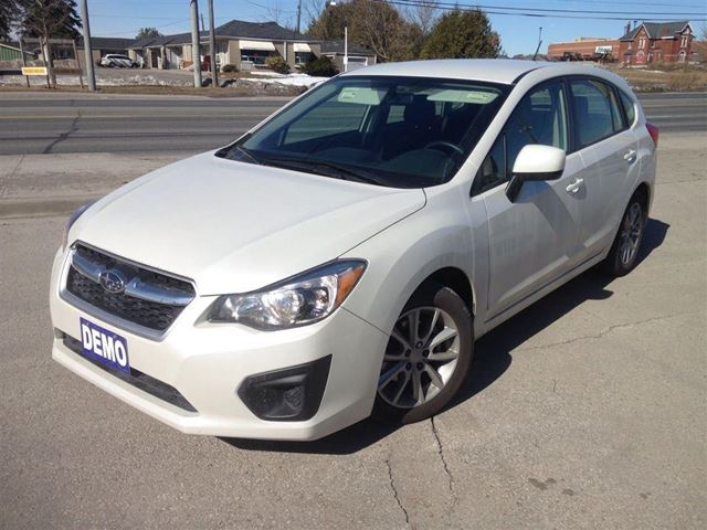 2014 subaru impreza w touring pkg richmond hill ontario used car for sale 2074825. Black Bedroom Furniture Sets. Home Design Ideas