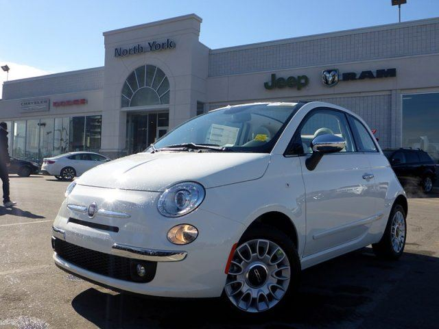 2015 fiat 500 lounge thornhill ontario new car for sale. Black Bedroom Furniture Sets. Home Design Ideas