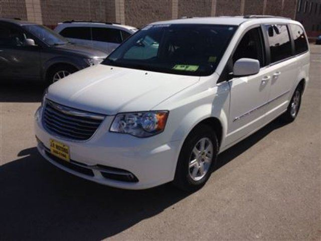 2012 chrysler town and country touring burlington. Black Bedroom Furniture Sets. Home Design Ideas
