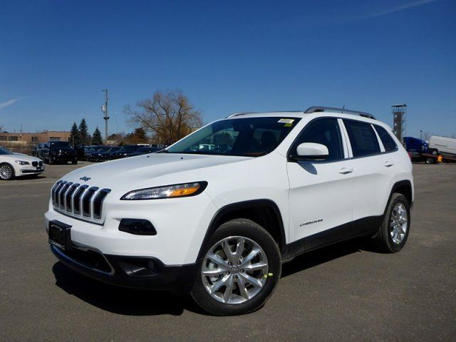 2015 jeep cherokee limited thornhill ontario new car for sale 2076405. Black Bedroom Furniture Sets. Home Design Ideas
