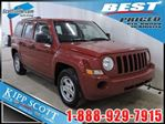 2010 Jeep Patriot SPORT 4X4 AUTO, 4 CYL in Red Deer, Alberta
