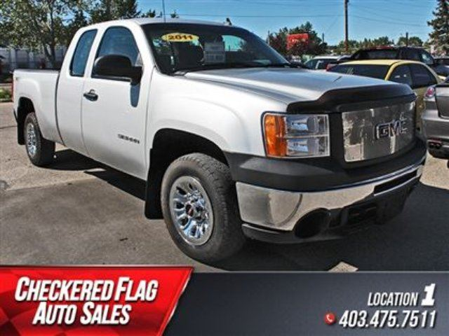 2011 gmc sierra 1500 w alloy wheels factory tow 4x4 calgary alberta used car for sale 2077899. Black Bedroom Furniture Sets. Home Design Ideas