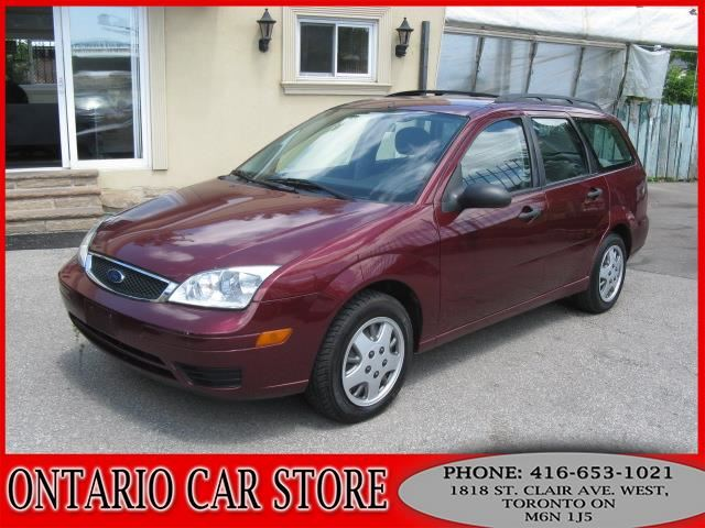 2007 ford focus se wagon toronto ontario used car for. Black Bedroom Furniture Sets. Home Design Ideas