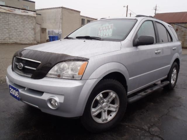 2006 kia sorento lx dunnville ontario used car for sale. Black Bedroom Furniture Sets. Home Design Ideas
