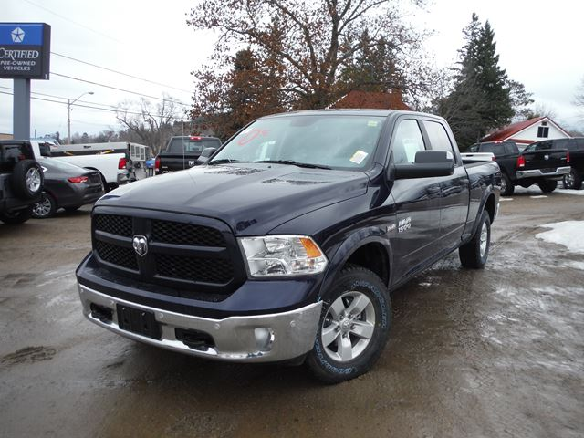 2015 Dodge Ram 1500 Outdoorsman