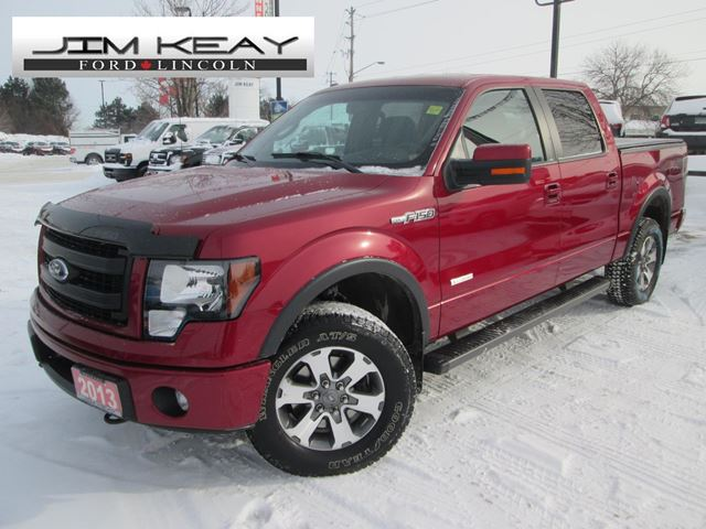 2013 ford f 150 fx4 w ecoboost ottawa ontario used car for sale 2080848. Black Bedroom Furniture Sets. Home Design Ideas