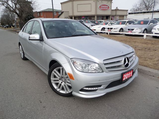2011 mercedes benz c class c250 4matic prem sport pkg for Mercedes benz scarborough