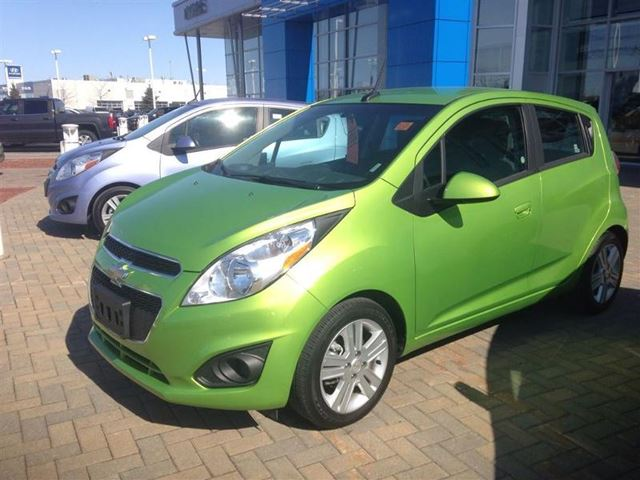 2014 chevrolet spark 1lt ottawa ontario used car for. Black Bedroom Furniture Sets. Home Design Ideas