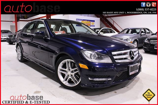 2012 mercedes benz c class c300 4matic navi premium for Mercedes benz assist