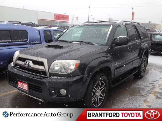 2009 toyota 4runner sr5   brantford ontario used car for sale