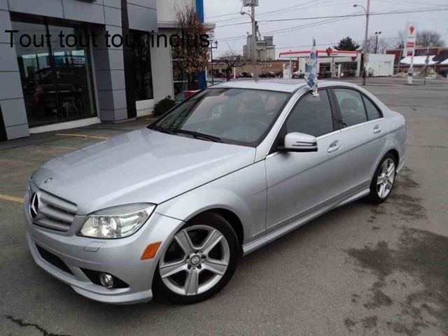 2010 mercedes benz c class c300 4matic granby quebec for Mercedes benz c300 4matic 2010 price