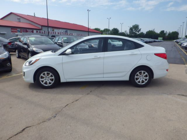 2013 Hyundai Accent Gl Cayuga Ontario Used Car For Sale
