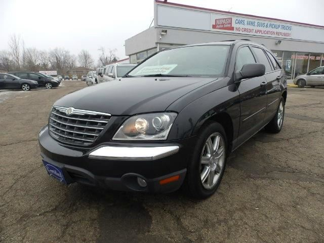 2006 chrysler pacifica touring awd sold brampton. Black Bedroom Furniture Sets. Home Design Ideas