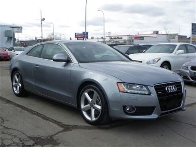 2009 audi a5 3 2l awd premium leather moonroof calgary. Black Bedroom Furniture Sets. Home Design Ideas