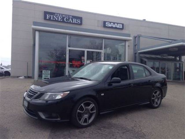2011 saab 9 3 aero w 1sd kitchener ontario used car for. Black Bedroom Furniture Sets. Home Design Ideas