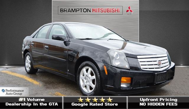 2006 cadillac cts leather interior sunroof brampton. Black Bedroom Furniture Sets. Home Design Ideas